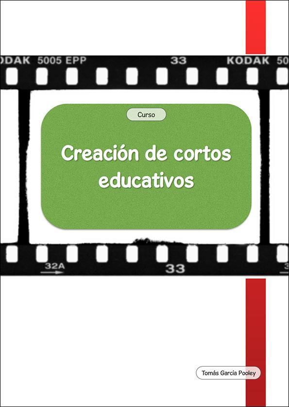 Enlace al pdf informativo del curso Creación de Cortos educativos