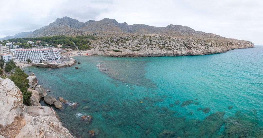 Imagen de Cala Barques y Cala Clara, Pollença