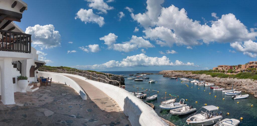 Imagen de Binibèquer Vell. Menorca