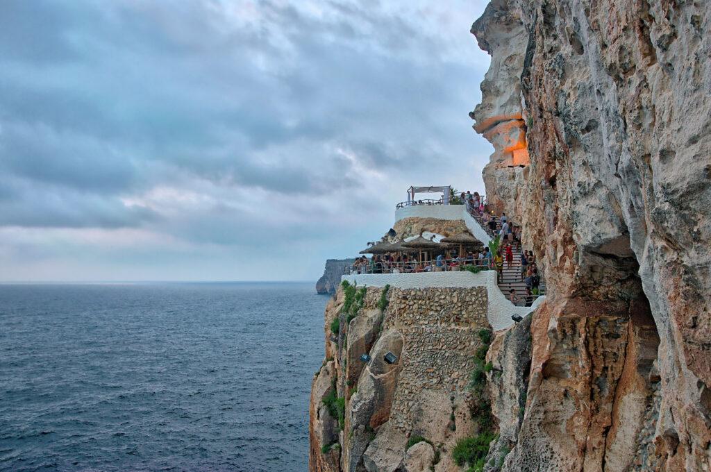 Imagen de Cova d'en Xoroi. Alaior, Menorca